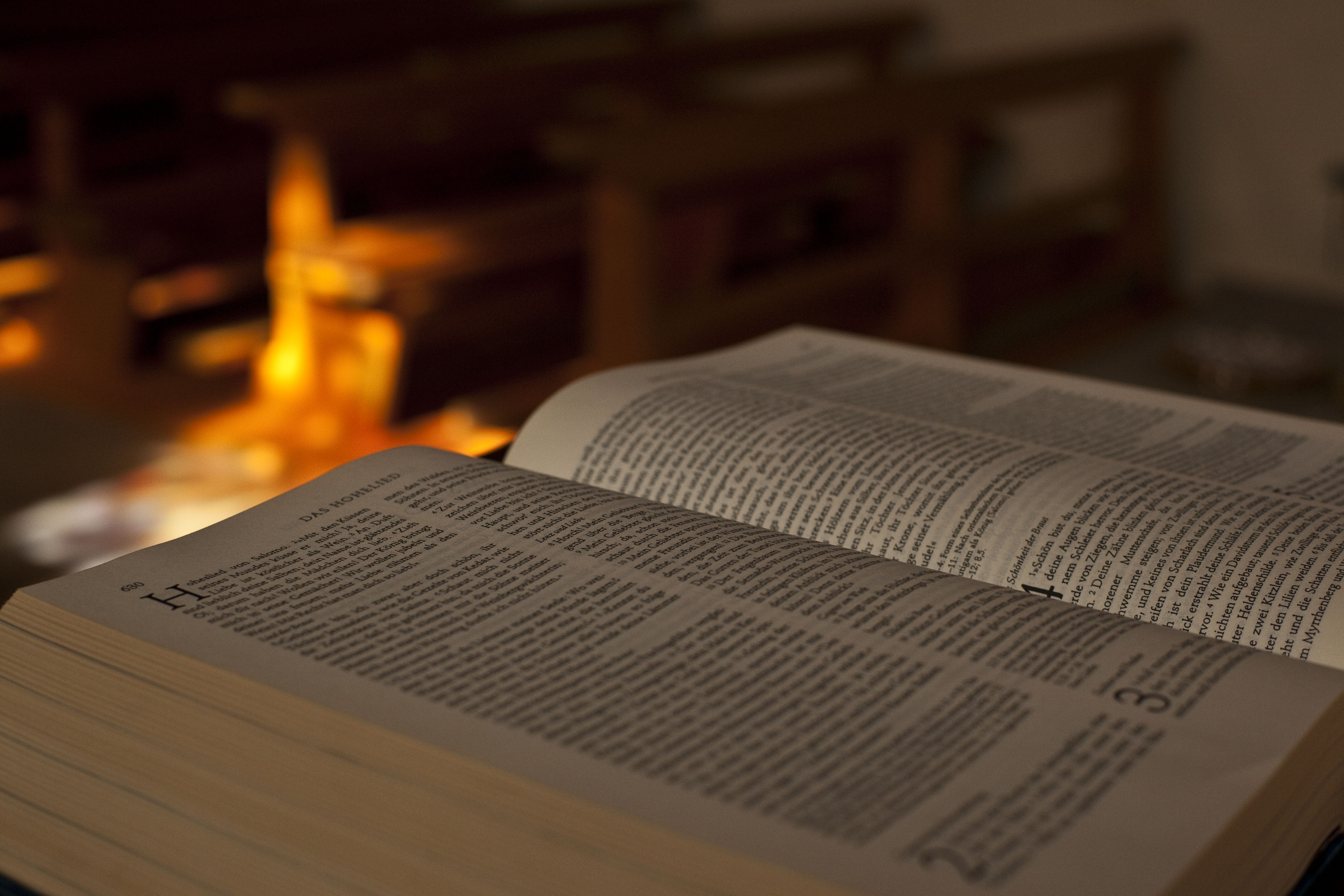 Bibel, Kandelkapelle