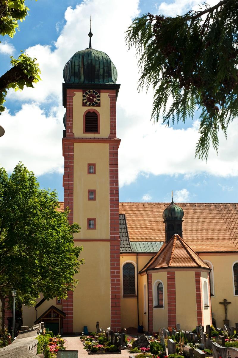 Vom Thurner nach St. Märgen