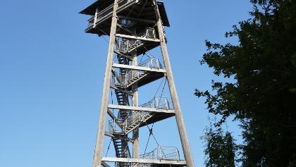 Eugen-Keidel-Turm auf dem Schauinsland