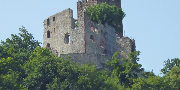 Kastelburg in Waldkirch