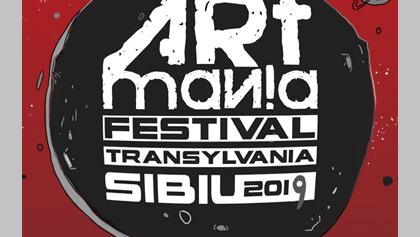 Logo ARTmania 2019