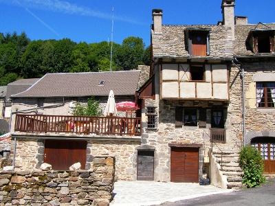 Abschied von Saint-Chély-d´ Aubrac