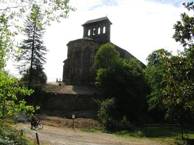 Eglise de Perse kurz vor Espalion