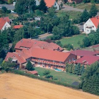 Ferienhof Meyer Luftbild