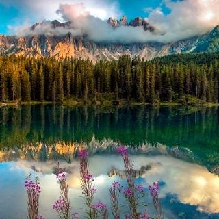 Lake Carezza - Südtirol Bozen