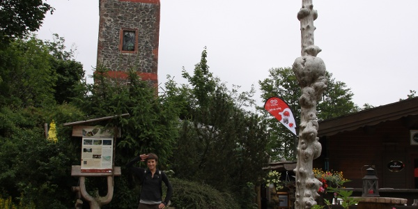 Waldgaststätte am Bismarckturm