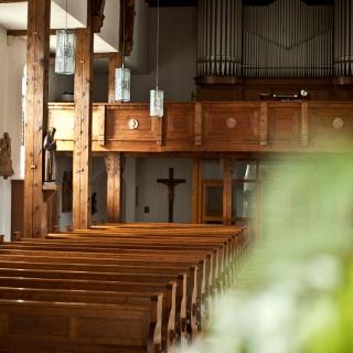 Katholische Kirche Christkönig, Titisee