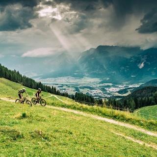 Alpbachtal_Hauseralm Biker