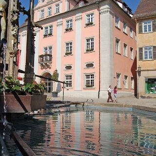Rathaus Rottenburg am Neckar
