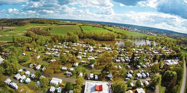 "DCC-Campingpark ""Romantische Straße"""
