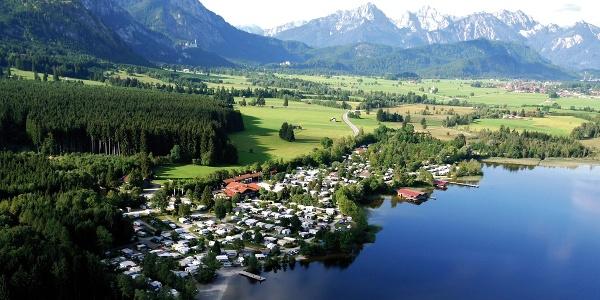 Wohnmobilpark am Bannwaldsee