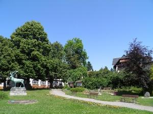Foto Kurplatz Hartha