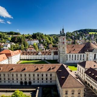 UNESCO Weltkulturerbe Stiftsbezirk St.Gallen