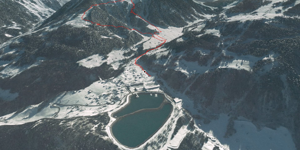 Skitour im Montafon: Tschaggunser Mittagsspitze