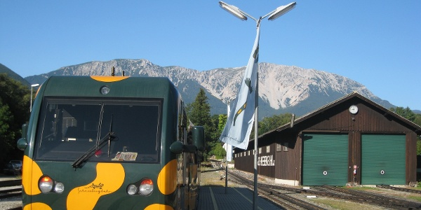 Bahnhof Puchberg