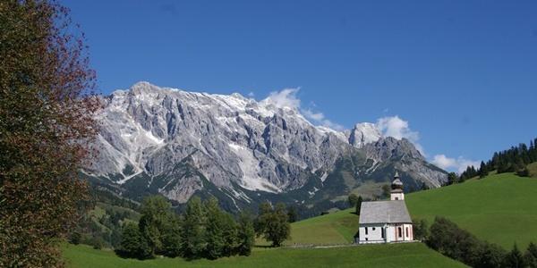 Bergkirche von Dienten am Hochkönig