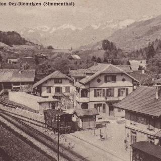 Station Oey-Diemtigen
