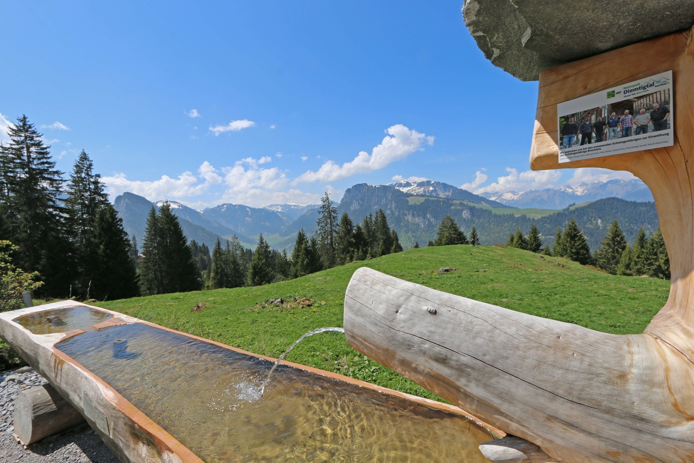 Schwinger-Brunnen