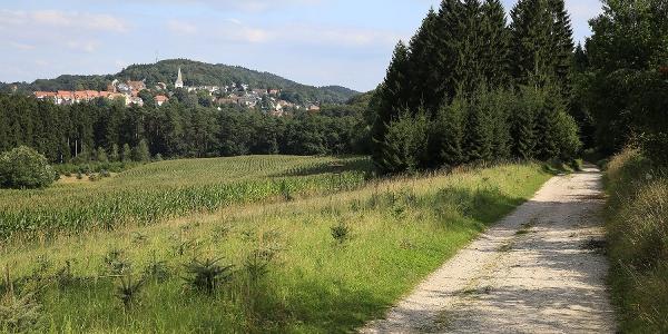 Neuland-Wanderweg