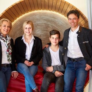 Familie Übelhör Naturlandhauskrone