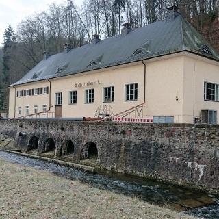 Wasserkraftwerk Tharandt