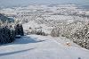 Blick auf Pfronten von der Piste des Skizentrums in Pfronten-Steinach - © Quelle: Niklas Filleböck