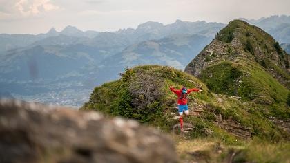 Trail Running Wasserngrat