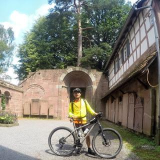 Mountainbiketour nach Bad Herrenalb