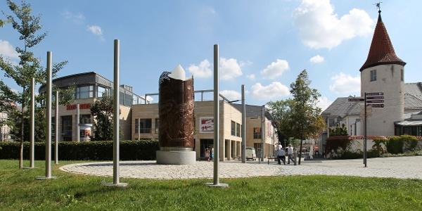Wende-Denkmal und Nonnenturm