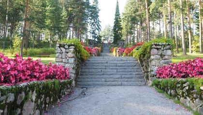 Nero Treppe in Jyväskylä