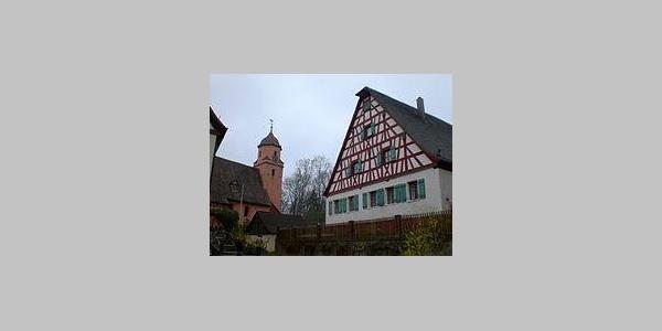 Kirche in Altenthann