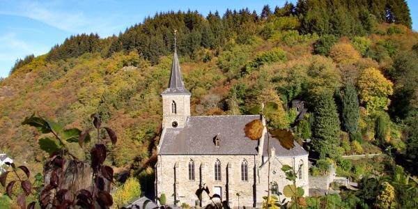 Kirche in Isenburg