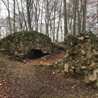 Ruine der Hirschburg