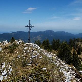 Gipfel Schönleitenschrofen
