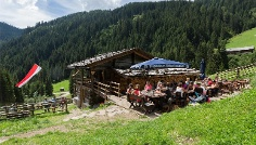 Hiking tour to the Schäfer Alm (1616m)
