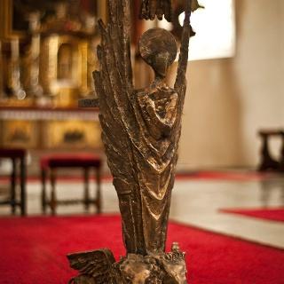 Skulptur, Pfarrkirche St. Johannes