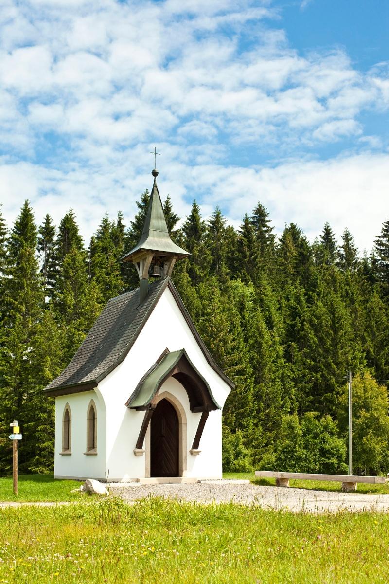 Kapellen in Breitnau: alt und neu!