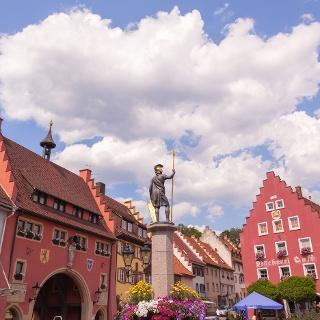 Marktstädtchen Löffingen