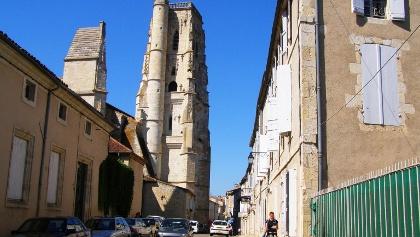 Kathedrale (13. Jh) von Lectoure