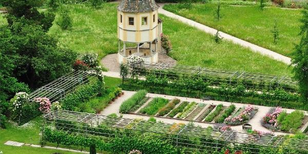 Historischer Stiftsgarten Kloster Neustift