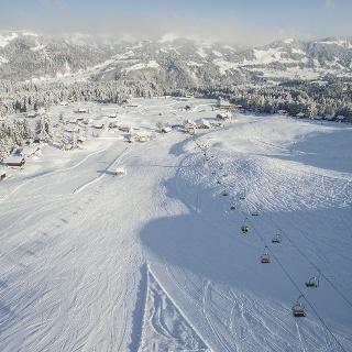 Skigebiet Egg-Schetteregg