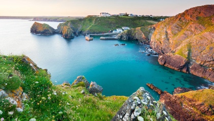 Port Isaac, the setting for TV drama Doc Martin