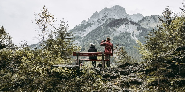 Von der Mödlinger Hütte Richtung Johnsbach