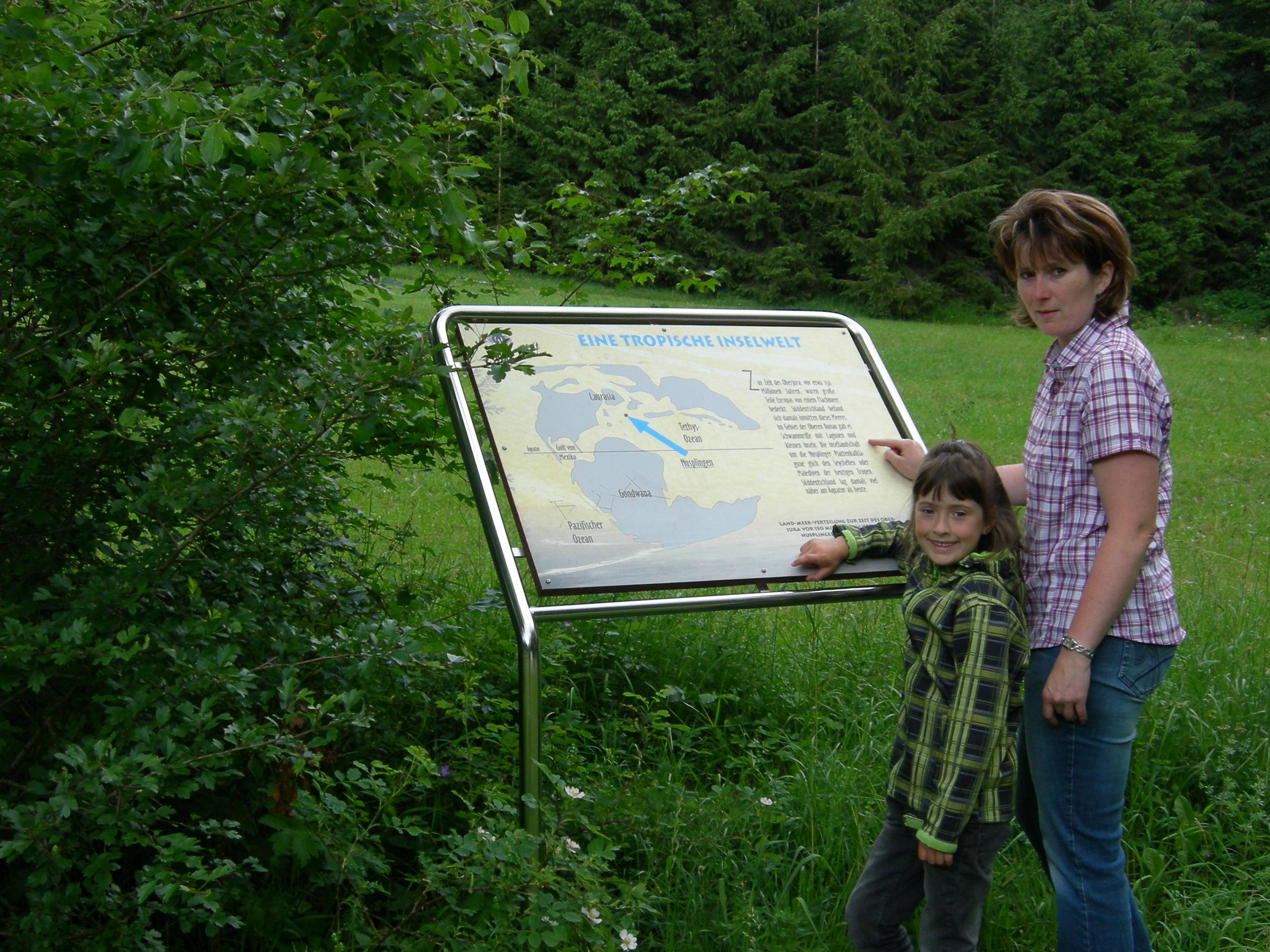 Geologischer Lehrpfad Nusplingen