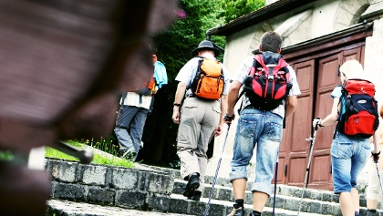 Wandernd durch Kirchberg an der Pielach