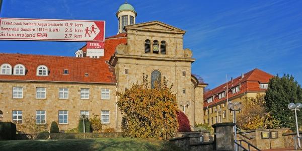 Klosterkirche Haus Ohrbeck in Holzhausen