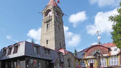 Chata Černá Studnice