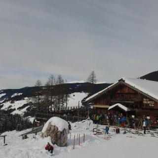 Riese Haunold Hütte 1.498 m