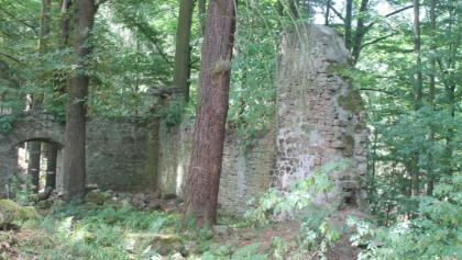 Ruine Töpfersdorf