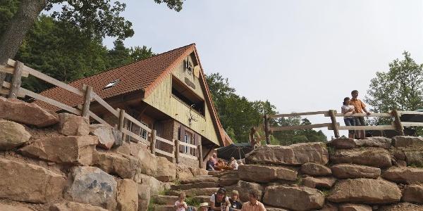 Jungpfalz Hütte
